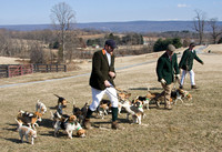 11 - Keller-Scheffer Farm (joint meet with the Middletown Valley Beagles) (2/8/2009)