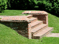 06 - Brickwork scrubbed