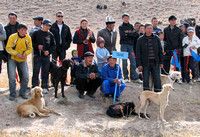 5 - Dogs at hunting show in Kyrghizstan